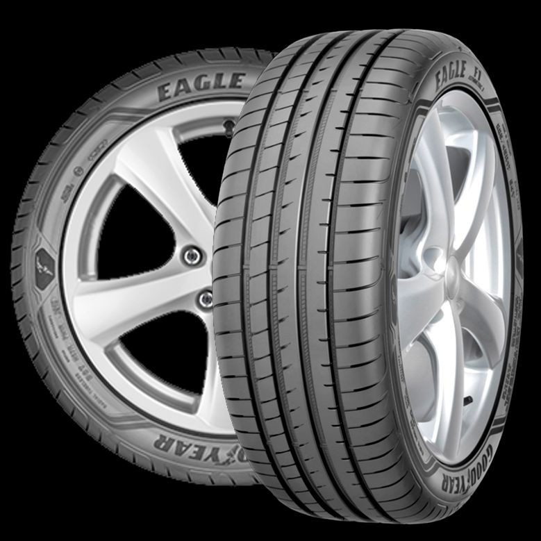 GOODYEAR 205/45R17 88W XL EAGLE F1 ASYMMETRIC 3 1