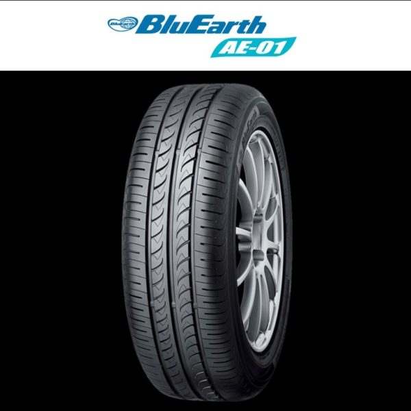 YOKOHAMA 185/60R15 84H BluEarth AE-01 1