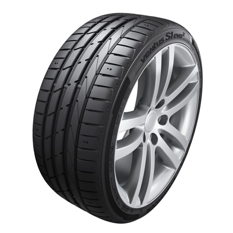 HANKOOK 255/40ZR17 98Y XL Κ117 Ventus SI evo2