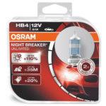 ΛΑΜΠΕΣ OSRAM HB4 9006 NIGHT BREAKER UNLIMITED 3900K +110% 1