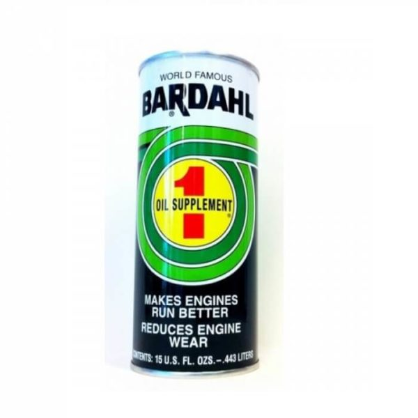 BARDAHL ΑΝΤΙΤΡΙΒΙΚΟ B1 OIL SUPPLEMENT