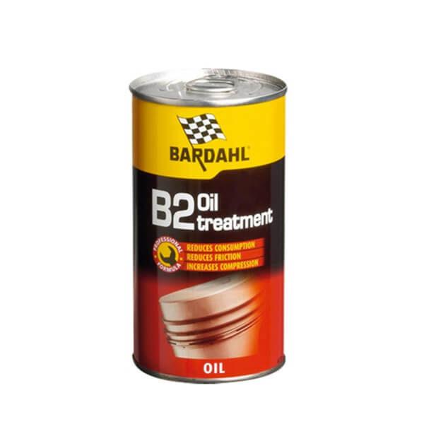 BARDAHL ΕΝΙΣΧΥΤΙΚΟ ΔΕΙΚΤΗ ΙΞΩΔΟΥΣ B2 OIL TREATMENT