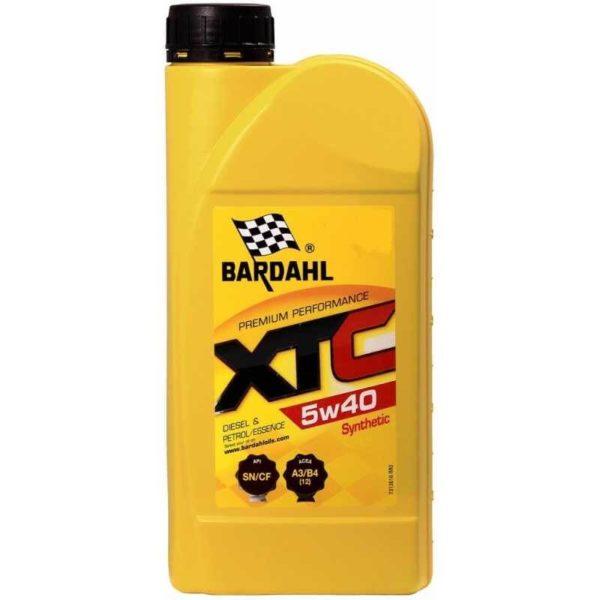 BARDAHL XTC 5W-40 1lt