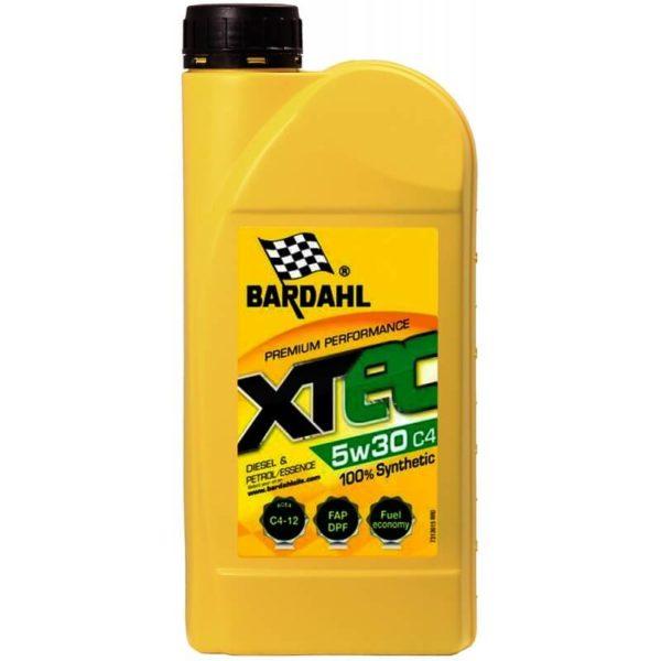 BARDAHL XTEC 5W-30 C4 1lt