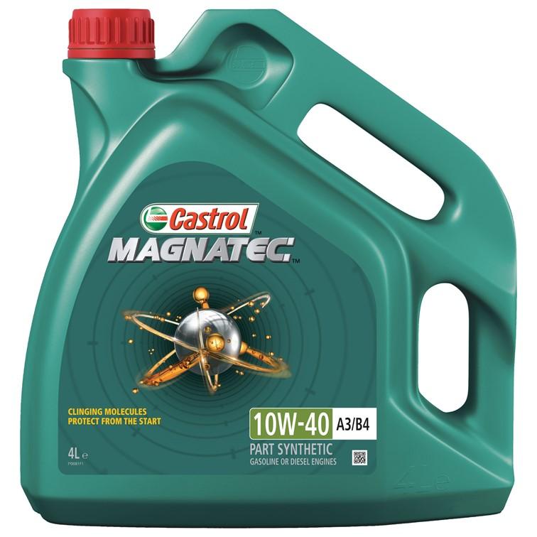 CASTROL MAGNATEC 10W-40 A3/B4 4LT