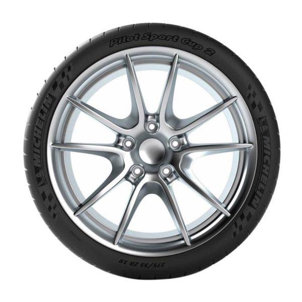 Ελαστικά Michelin Pilot Sport Cup 2- Ελαστικά Καλογρίτσας πλαϊνή όψη