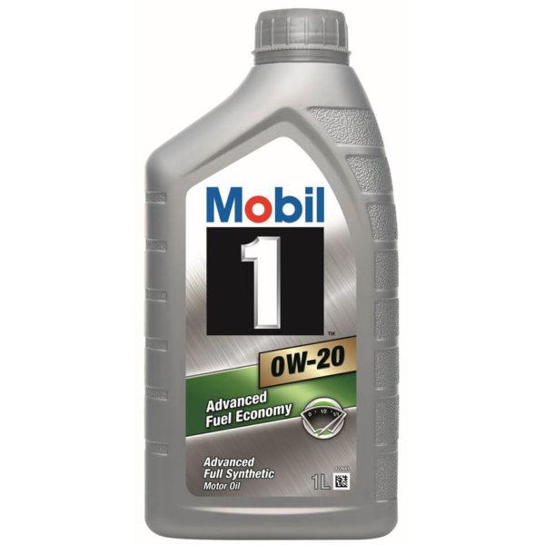 MOBIL1 0W-20 1lt 1