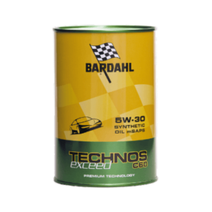 BARDAHL TECHNOS C60 5W30 EXCEED 1lt