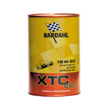 BARDAHL XTC C60 15W50 1lt
