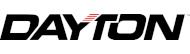 DAYTON logo - Ελαστικά Καλογρίτσας