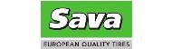 SAVA logo - Ελαστικά Καλογρίτσας